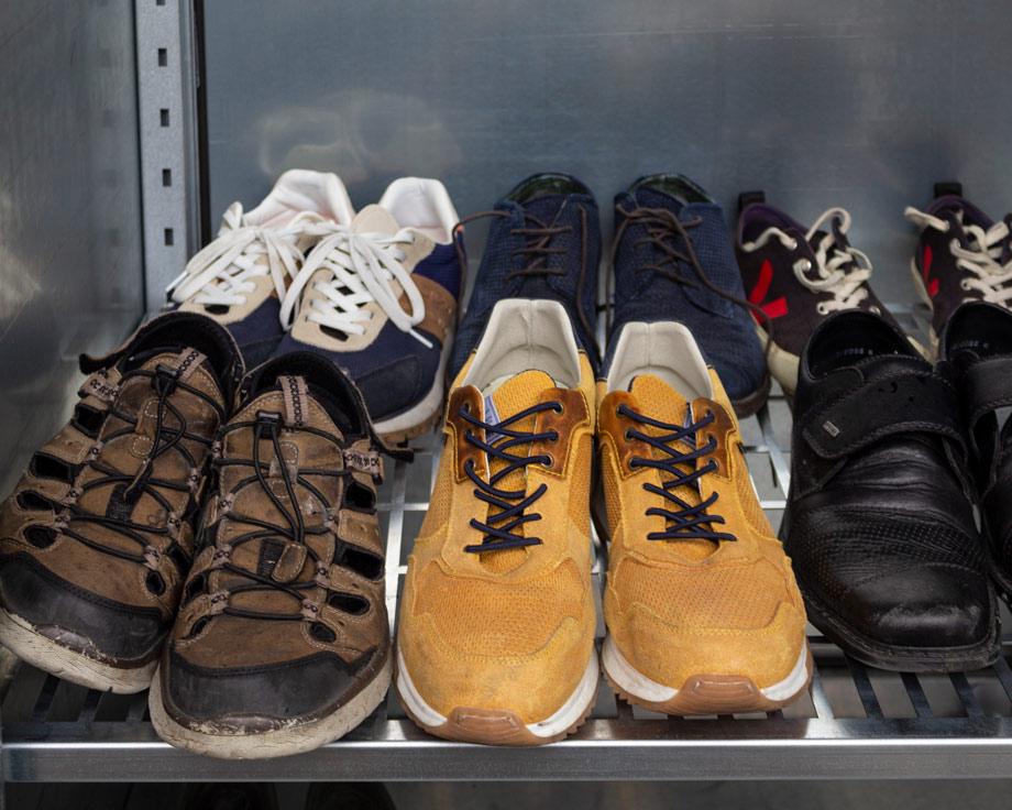 I-Genius Pro desinfectiekast: schoenen