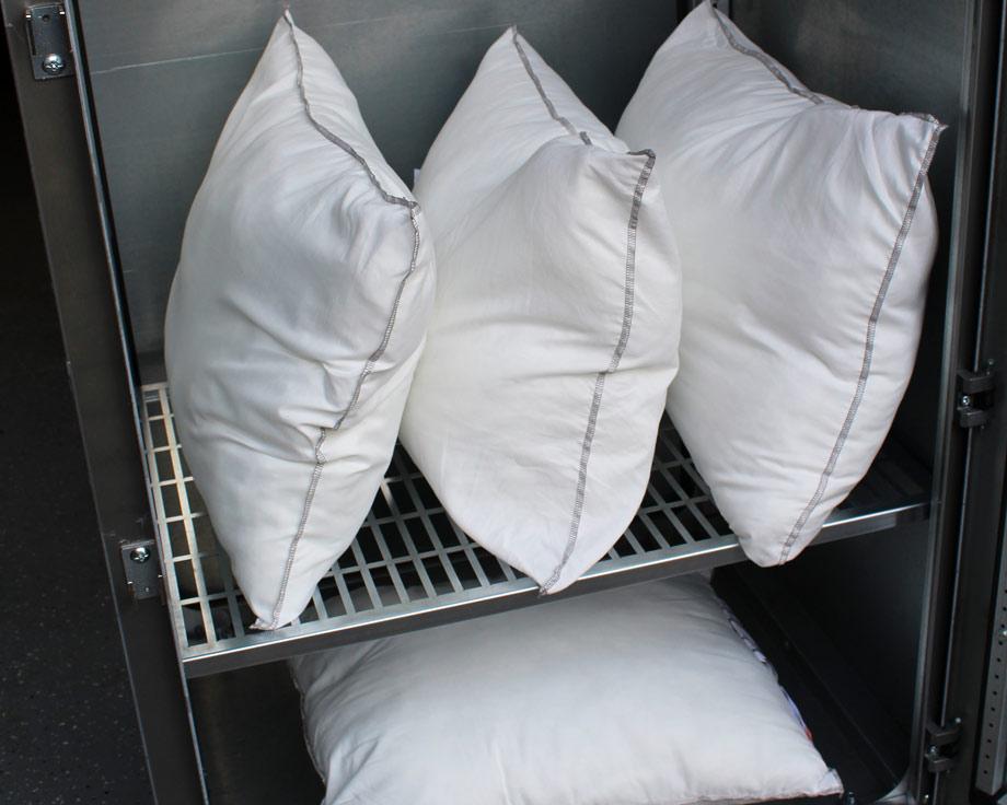 I-Genius Pro desinfectiekast: kussens, dekens, lakens